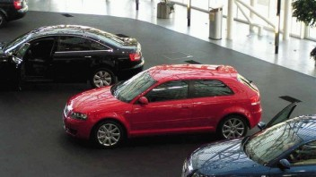 sblickle -Audi A3