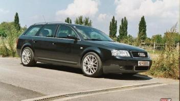 Fast Freddy -Audi A6 Avant