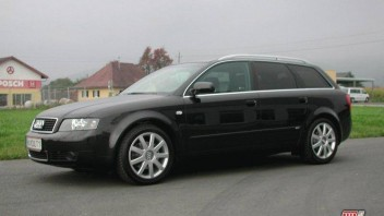SaschaCult -Audi A4 Avant