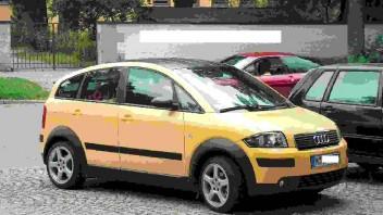 wdvh -Audi A2