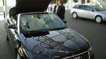 vampi -Audi A4 Cabriolet