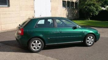 Timotheus -Audi A3