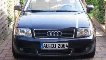 Monsignore -Audi A6