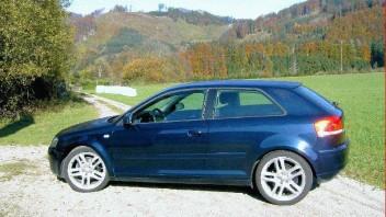 Genesis -Audi A3