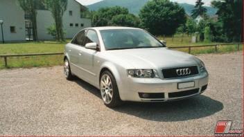 Raphael -Audi A4 Limousine