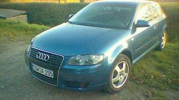aholland -Audi A3