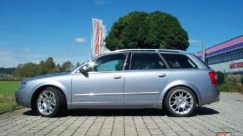 gonshatta -Audi A4 Avant