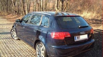 bluesteel21 -Audi A3