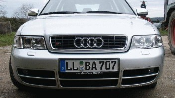 balla -Audi S4