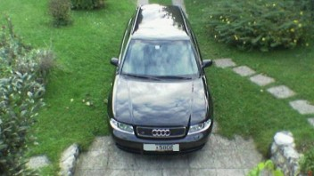 urban -Audi S4