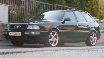 ckiss -Audi RS2