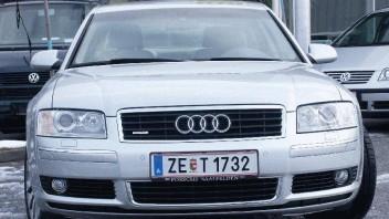 8erTaxler -Audi A8