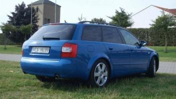 LoonyToon -Audi A4 Avant
