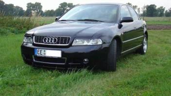 DokSchneider -Audi A4 Limousine