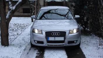 janero -Audi A3