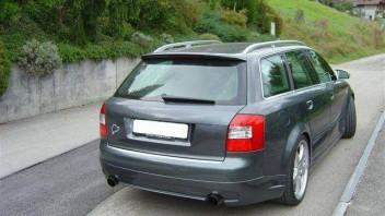 Nek -Audi A4 Avant