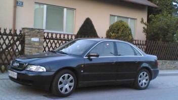 sWed -Audi A4 Limousine