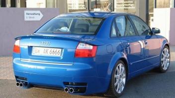 freakak -Audi A4 Limousine