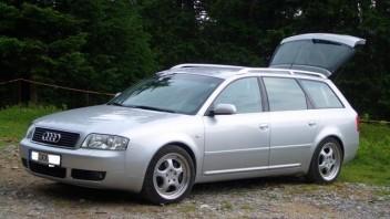streicheltiger -Audi A6 Avant