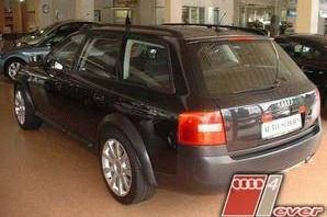Vorstadtproll -Audi A6 Allroad