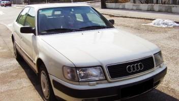 Bender 2.3 -Audi 100