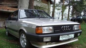 Mihail -Audi 80/90