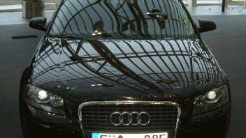 SHAV -Audi A3