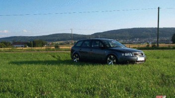Timelord -Audi A4 Avant