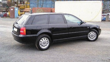 Stevie-new -Audi A4 Avant