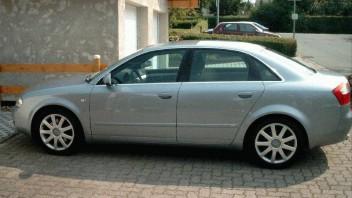 HOOLIO -Audi A4 Limousine