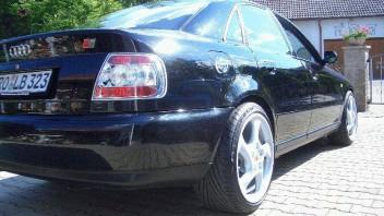 piti -Audi A4 Limousine