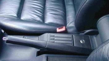 Schoggi -Audi A4 Limousine