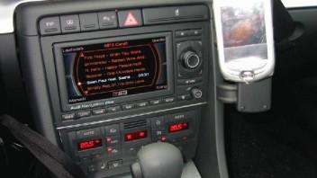 Dukesrevenge -Audi A4 Limousine