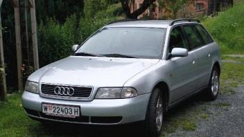 Audimax -Audi A4 Avant