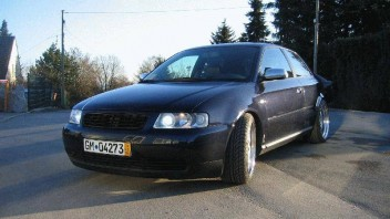 kleinerolli -Audi A3