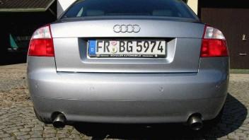 geisebe1 -Audi A4 Limousine