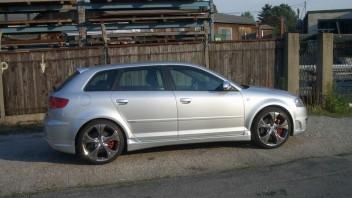 Lobo -Audi A3