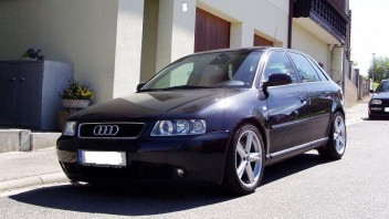 MadRat -Audi A3