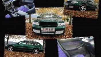 LST -Audi A4 Avant