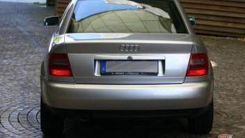 Matthias G. -Audi A4 Limousine