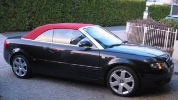 A4cabrioTDI -Audi A4 Cabriolet