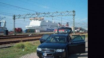 Dennie -Audi A4 Avant