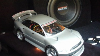 Tomy -Audi A4 Limousine