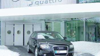 kasi der 3. -Audi A3