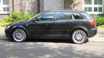 stfey -Audi A3