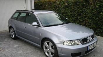 Livno -Audi RS4