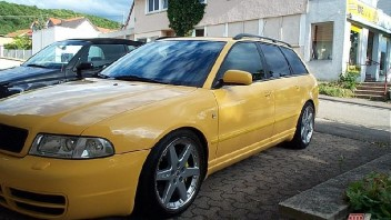 Clockwork -Audi S4