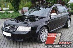 koinzident -Audi S6