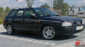 DimeZ-V6 -Audi 80/90