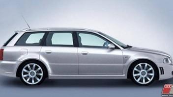 mctiny -Audi A4 Avant